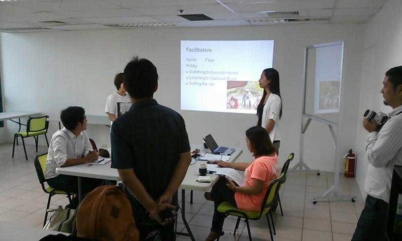 本日のセブコワーキングスペース『AJITO 』は、企業様によるセミナー会場としてのご利用です。