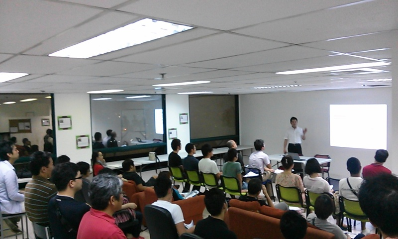 AJITO勉強会 第2回 「20代から始めよう少額投資セミナー」