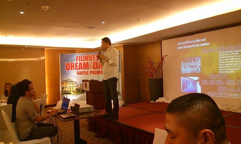 週末の過ごし方 フィリピン不動産投資セミナー