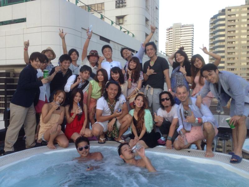 DJ DAIKI君のHUMMER JAPANイベントに参加してきたよ!!