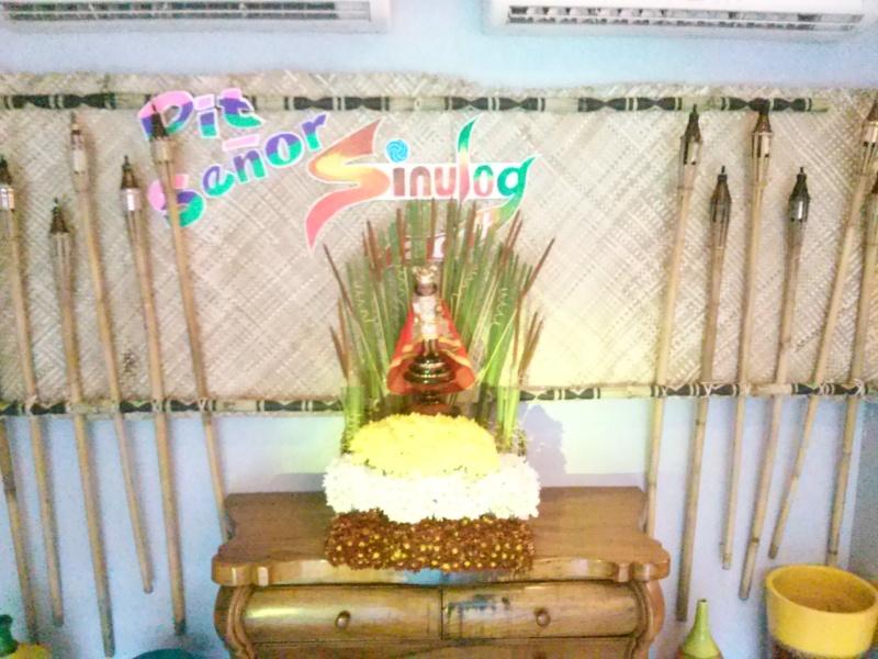 セブ最大の祭りシヌログ祭り!!2014!!