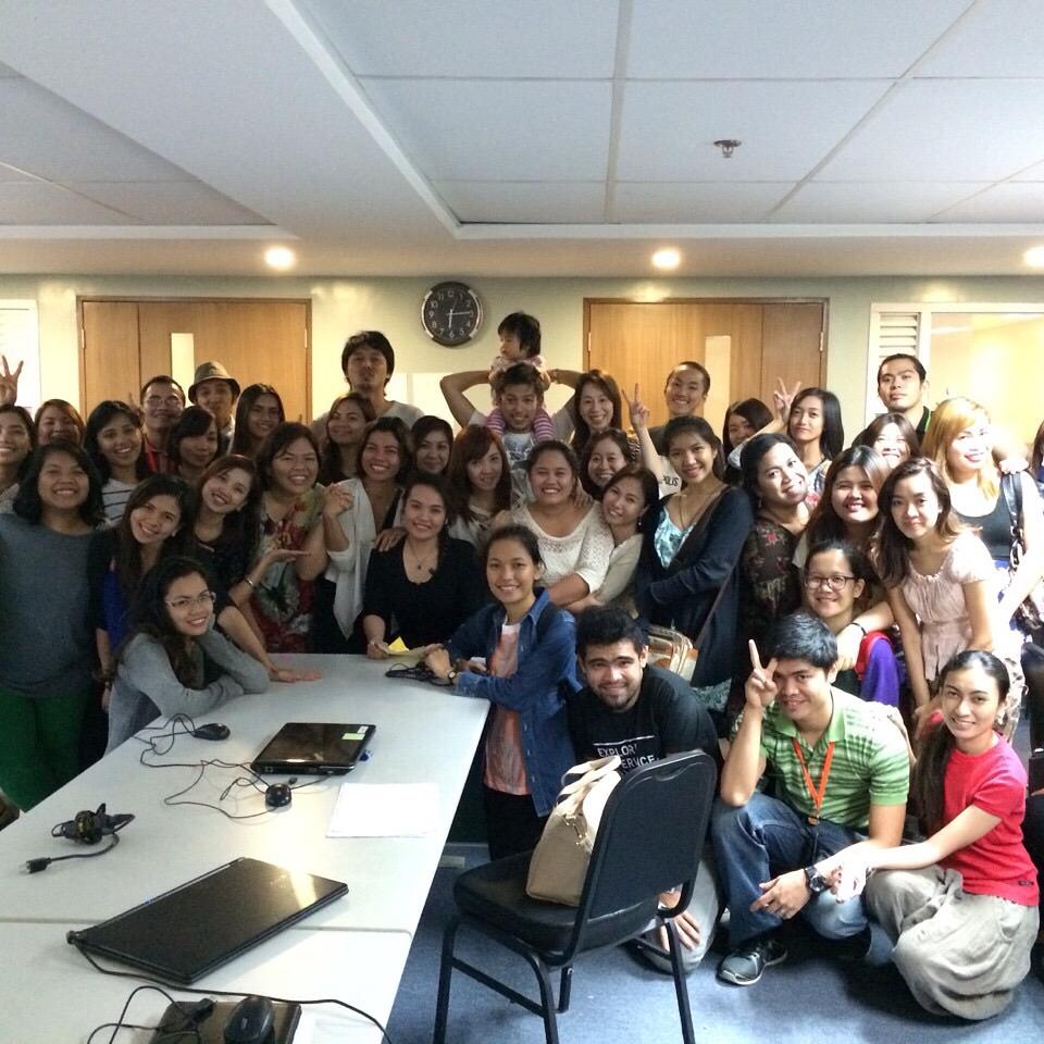 僕が愛したフィリピン人マネージャーの卒業。