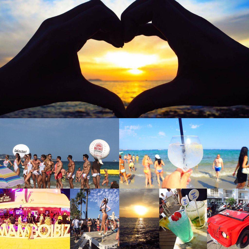 【ヨーロッパの旅の話】ーVol.78 世界一のサンセットIBIZA島 ー