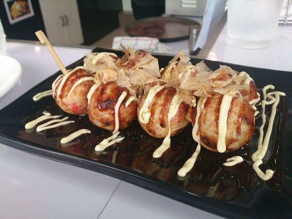 【マニラのレストランの話】ーVol.66 マニラは空前のたこ焼きブーム「大阪たこ焼き」ー