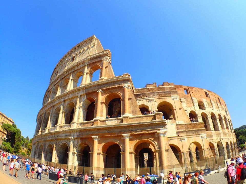 【ヨーロッパの旅の話】ーVol.95 イタリアの首都ローマ ー