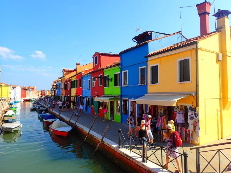 【ヨーロッパの旅の話】ーVol.92 カラフルな街並みブラーノ島ー