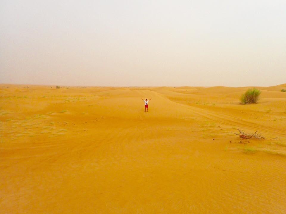 【中東の旅の話】ーVol.97 灼熱の砂漠の国ドバイ ー