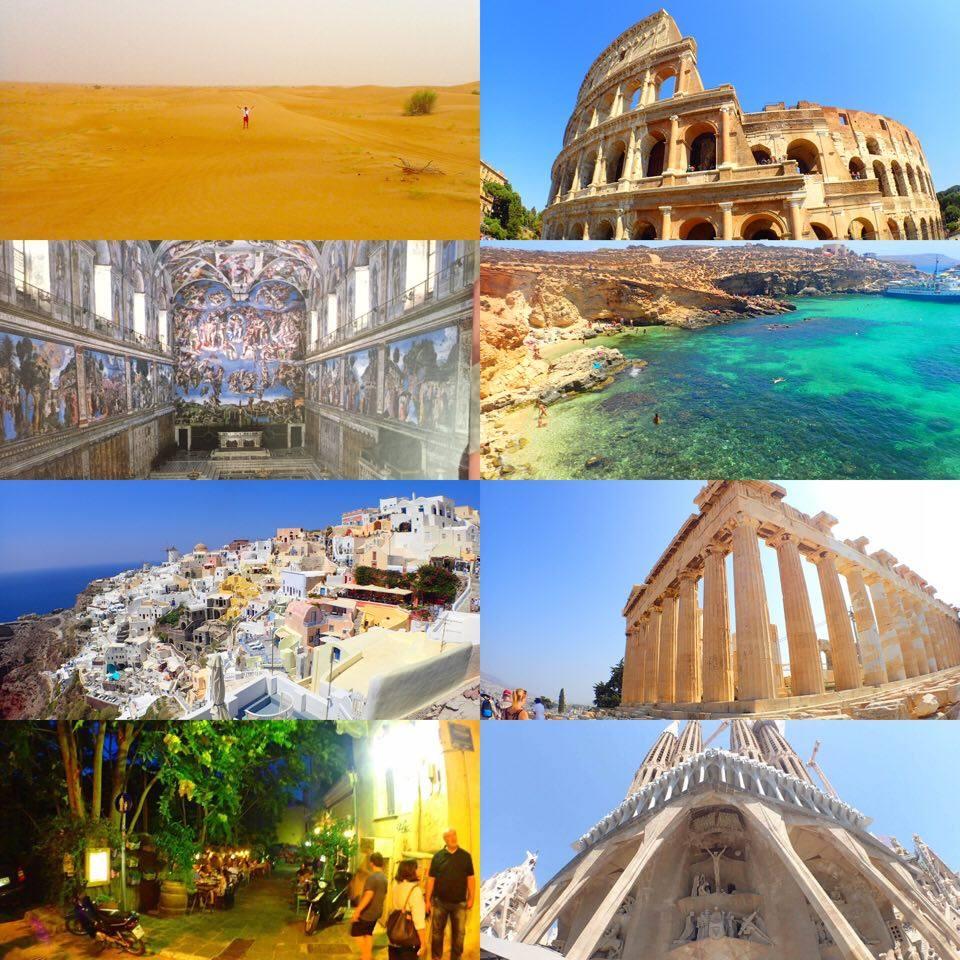 【ヨーロッパの旅の話】ーVol.100 また行きたい国・都市・島ランキングー
