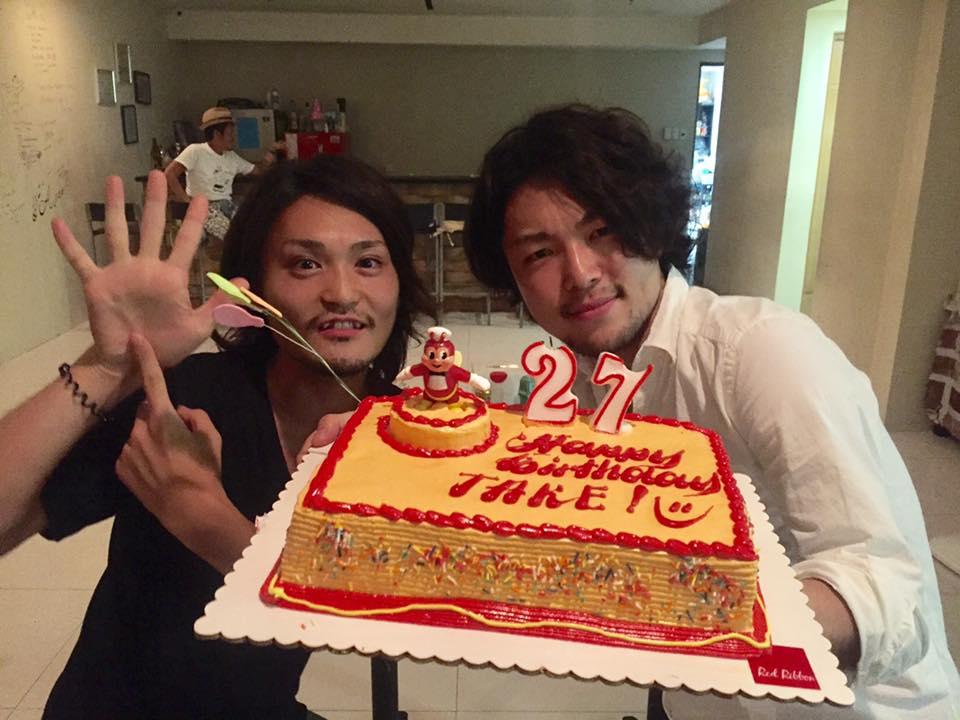 ーVol.155 セブ島のKinki Kidsの誕生日会「硝子の少年時代の〜♪」ー