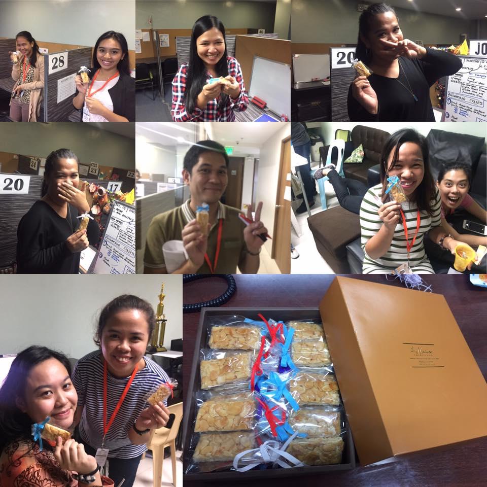 Vol.208 【あなたが私にくれたもの】セブ島フィリピン講師へのプレゼント!