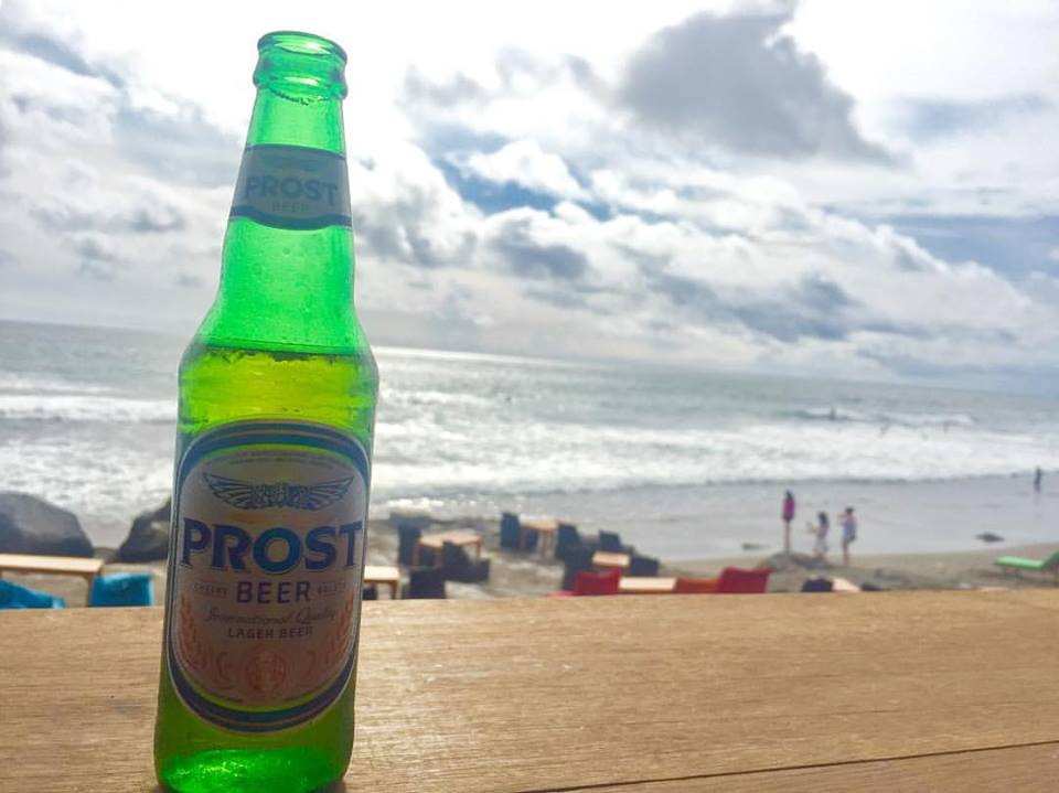 Vol.219 バリ島のビーチとビールでリトリートメント