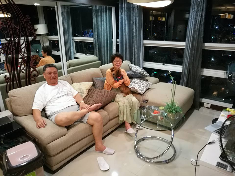 Vol.326【我が家でアロナと初対面】セブ島の我が家を初公開!