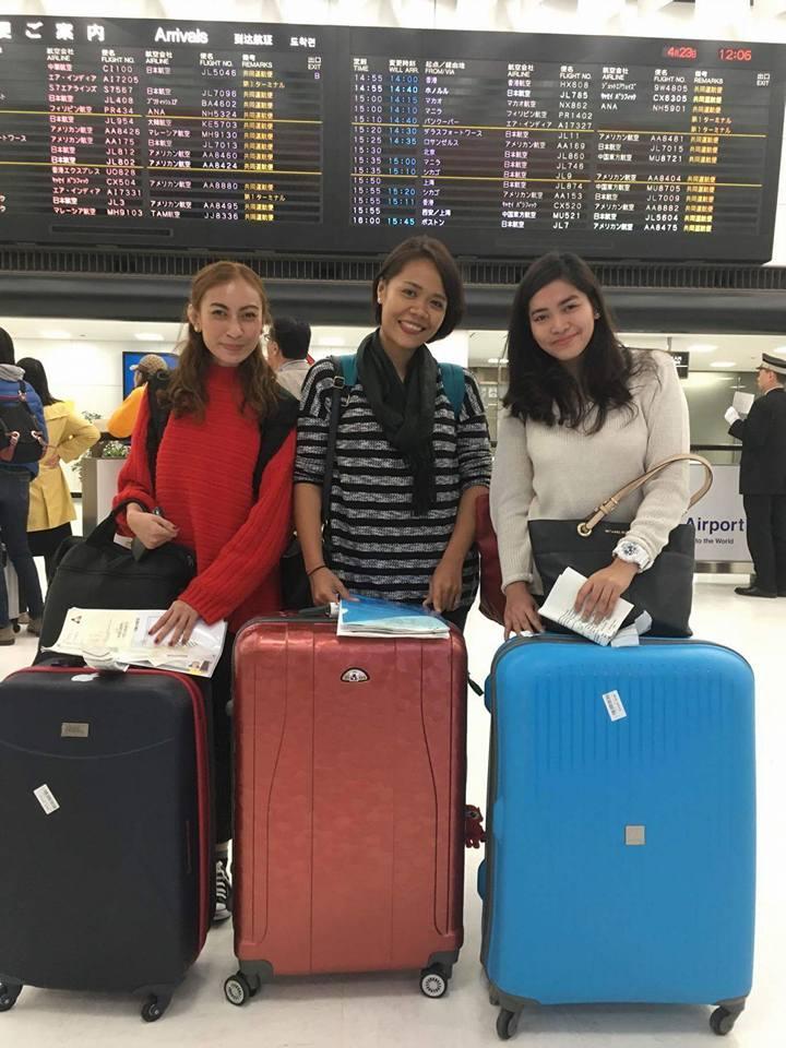 Vol.355 MBA日本の上野校チームが日本に到着しました。