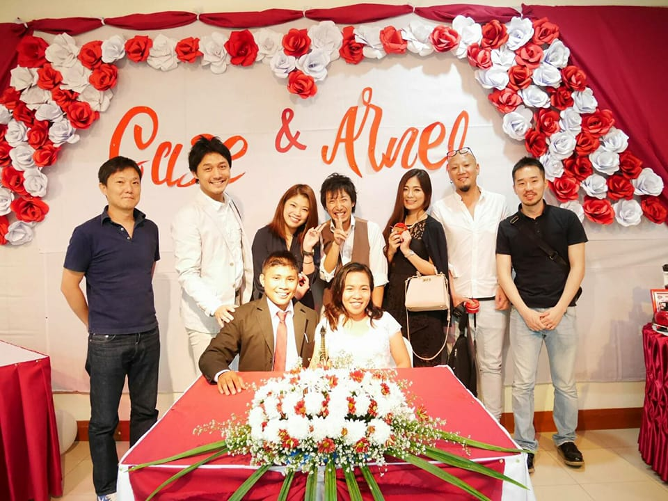 Vol.360【フィリピン講師の結婚式:人気講師のGAZEの結婚式に行ってきた】