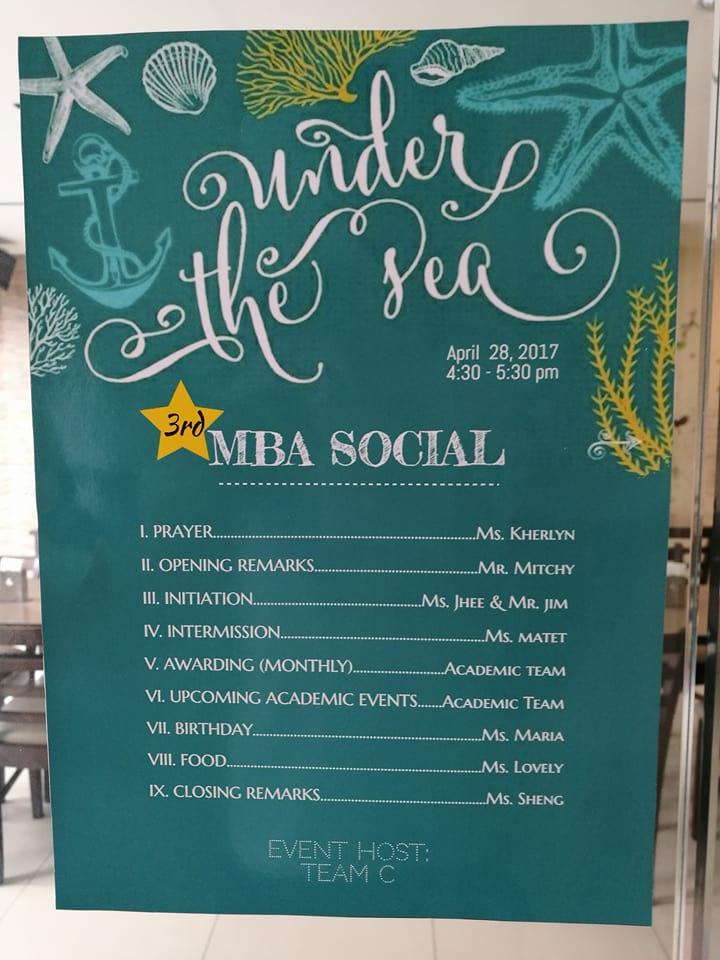 Vol.358 【気付けば4月も終わりMBA social】