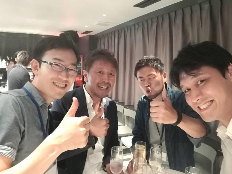 【英語教育の経営者の会】有名起業家たちの集まり