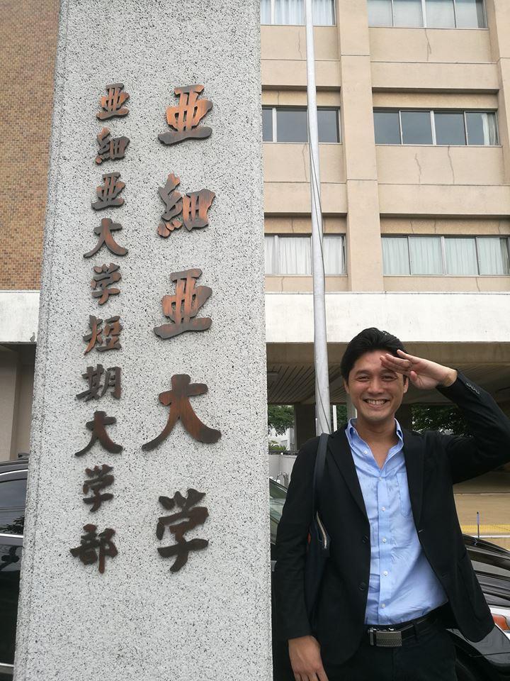 【亜細亜大学にて講義】フィリピン起業家、講演・セミナー承ります。