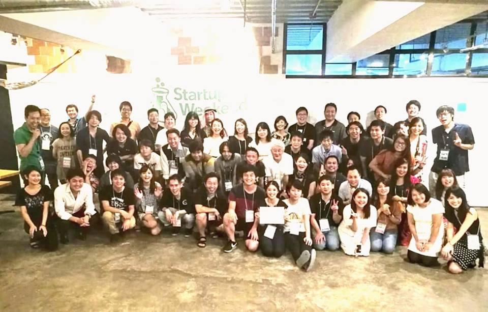 【2018 Startup Weekend in Cebuお疲れ様でした】一生起業家