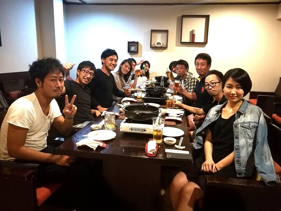 面白ブログのLIGと面白留学学校のMBAの交流会!