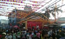 セブ最大の祭り『シヌログ祭』