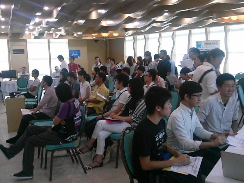 アジア海外就職フェアinセブ 始まってます!