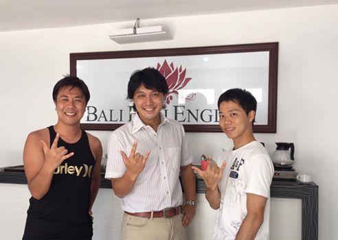 【MBAの仲間の話】ーVol.139 MBA卒業生とバリ島留学で遭遇ー