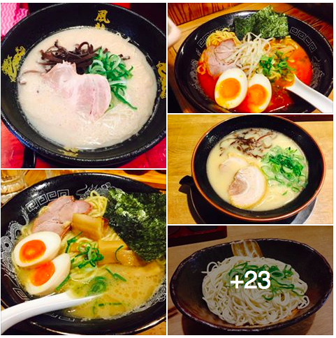 Vol.206 1ヶ月の日本滞在で食べたラーメン公開と共に後悔。