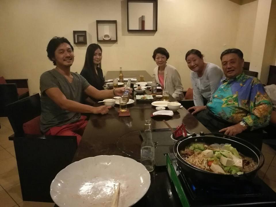 Vol.321-2 記念すべきセブ島一発目の食事は、セブ島老舗日本食レストラン一力茶屋