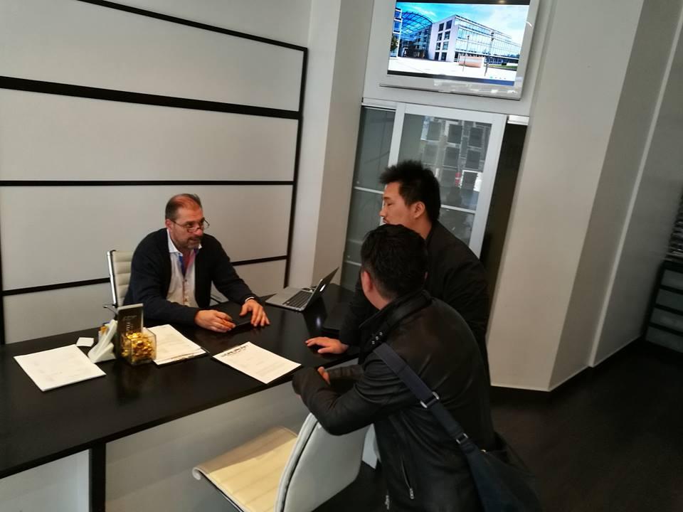 物件検索inドイツ・デュッセルドルフ起業家