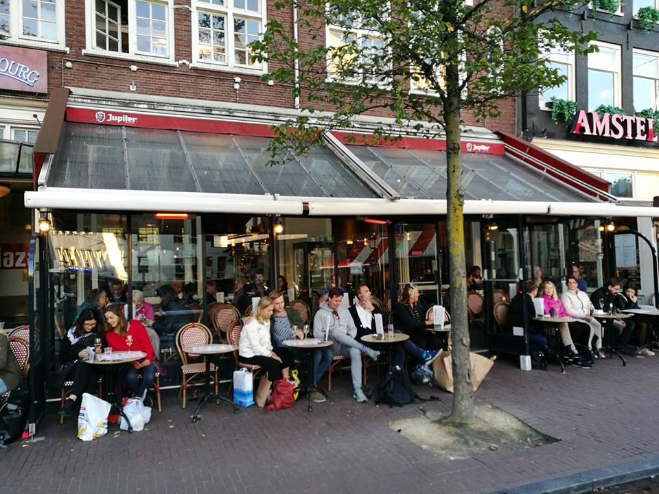 【アムステルダムの活気🇳🇱】オランダ・アムステルダム起業家の日々