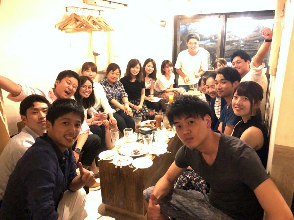 日本人チーム総勢18名!英会話スクールSTART-UP ENGLISH