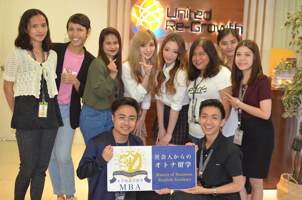 れみゆん(坂本礼美、ゆんころ)フィリピンセブ留学日記 in オトナ留学MBA